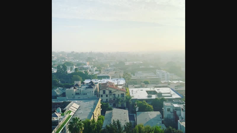 Los Angeles ❤️ morning ☀️ 😎