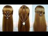 Easy Hair Style for Long Hair TOP 35 Amazing Hairstyles Tutorials Compilation 2018 Part 203