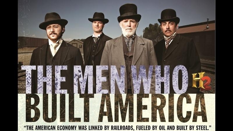 Люди построившие Америку 2 8 Нефтяной удар Джон Рокфеллер ДокФильм