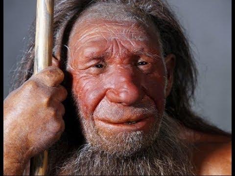 Неандерталец, - старая певчая укроптица.