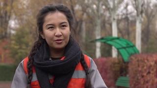 Поколение надежд: Жибек Каракеева – представитель ЖКХ мэрии города Бишкек