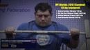 IPF Worlds 2018 120 kg Bychkov Tien Belkesir Goriachev
