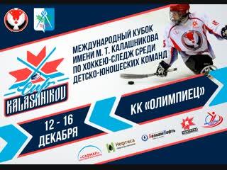 13-15.12.18 Международный турнир по хоккею-следж