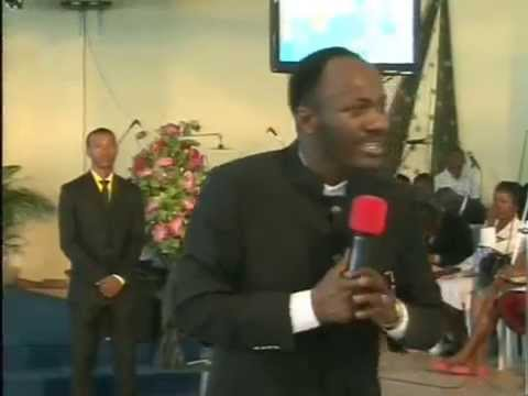 Apostle Johnson Suleman Mistakes Ministers Make About Money 2of4