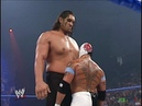 Rey Mysterio Vs The Great Khali May.12,2007 WWE SmackDown
