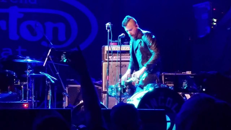 Lincoln Durham - Creeper -- Live at First Ave - Minneapolis 6/23/16