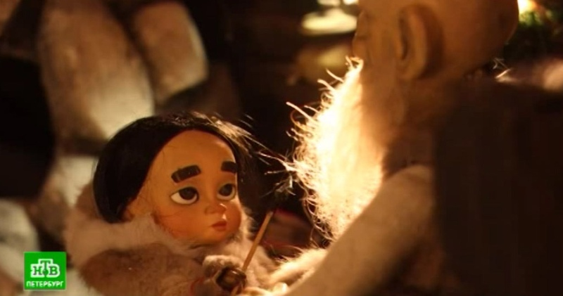 Петербургские студенты создают кукольный мультфильм о подвиге тувинской девочки