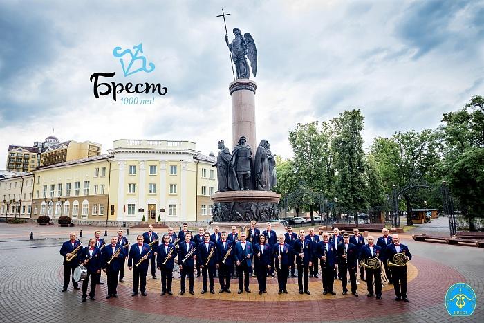 Каким будет парад оркестров на 1000-летие Бреста?