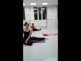 Боди-балет в Россиянке