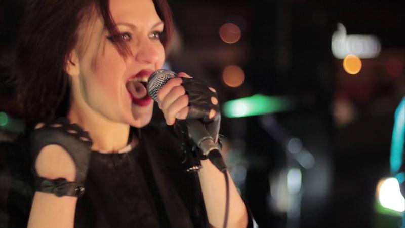 Music Motion Black or Back Roads Kari Kimmel The Grand cover feat Anna Vershkova