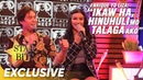 LizQuen, ang daming inamin! 'Alone/Together' Media Con Star Bits
