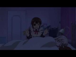Моя горничная слишком надоедливая! / Uchi no Maid ga Uzasugiru! 2 серия