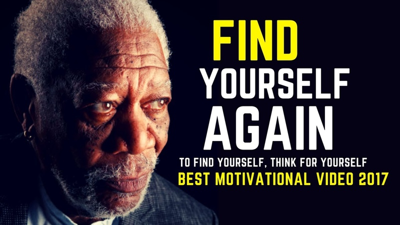 FIND YOURSELF (BEST MOTIVATIONAL VIDEO 2018)