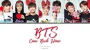 BTS - Come Back Home (Color Coded Han Rom Eng Lyrics) *correction in subs*