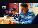 Усть-Каменогорский бард-рок клуб (15.12.2018) Пресс-конференция с группой