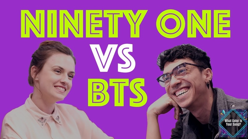 BTS vs Ninety One Foreigners react S01E01