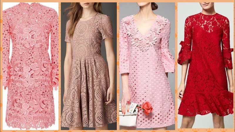 Plus size eyelet body cone flutter dress A line dress blouses collection 2019