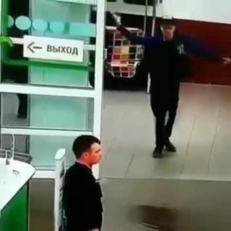 Walk Like Nobody's Watching