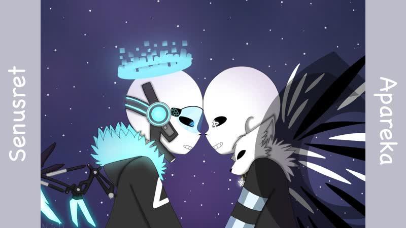 You Dont Know Me Voidtale (Animation) Senusret x Apareka | Сенусрет х Апарека
