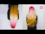 KATO_Katosha - Как покрасить волосы с переходом цвета