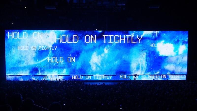 U2 Whos Gonna Ride Your Wild Horses, Dublin 2018-11-09 - U2gigs.com