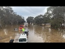 Наводнение на северо-востоке Виктории, Австралия | Flooding in northeast Victoria, Australia