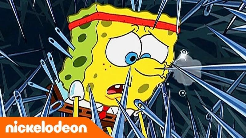 Губка Боб Квадратные Штаны 2 сезон 7 серия Nickelodeon Россия