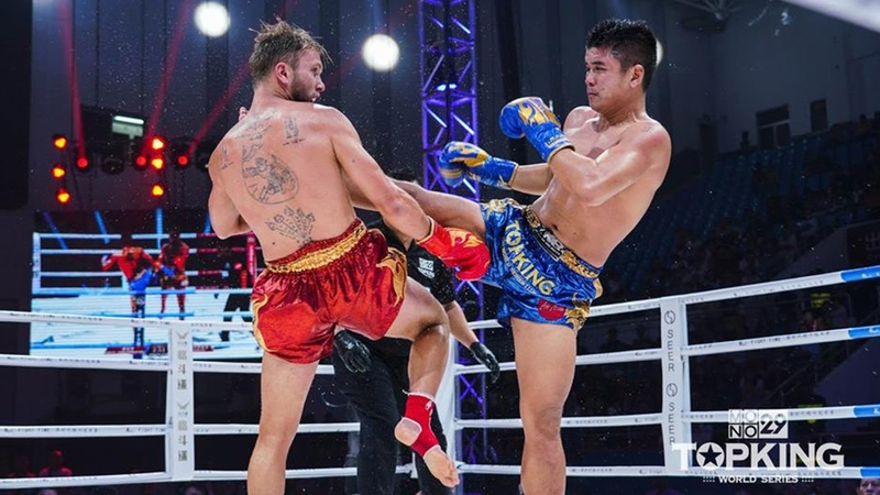 TK26 SUPERFIGHT :Saensiri Toongthong Muay Thai(Thailand) vs Max Fedorkov(Ukraine) (Full Fight HD)