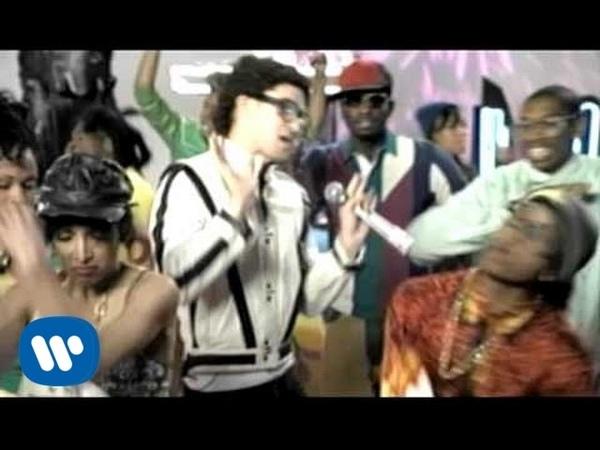 Gnarls Barkley - Run (I'm A Natural Disaster) [Official Video]