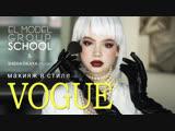 Образ в стиле Vogue для съемки #Elmodelgroup_school #shishatskaya_studio