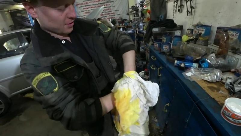 Чем отмыть руки автомеханика и моториста от масла смазок грязи герметиков и клея