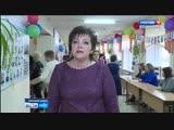 Канал Россия 1 (Орел) о юбилее нашей школы №1 п. Нарышкино
