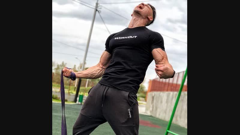 Superhuman Russian Workout Monster Best Of Igor Kowtyn