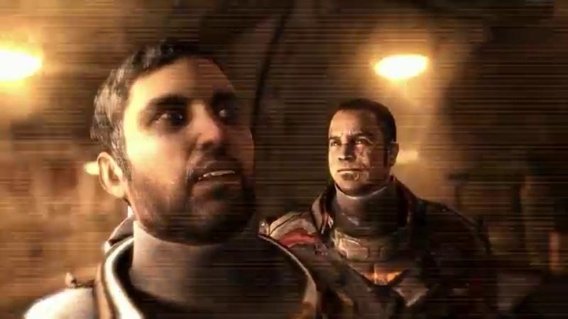 Dead Space 3 Прохождение(русская озвучка) Часть 2