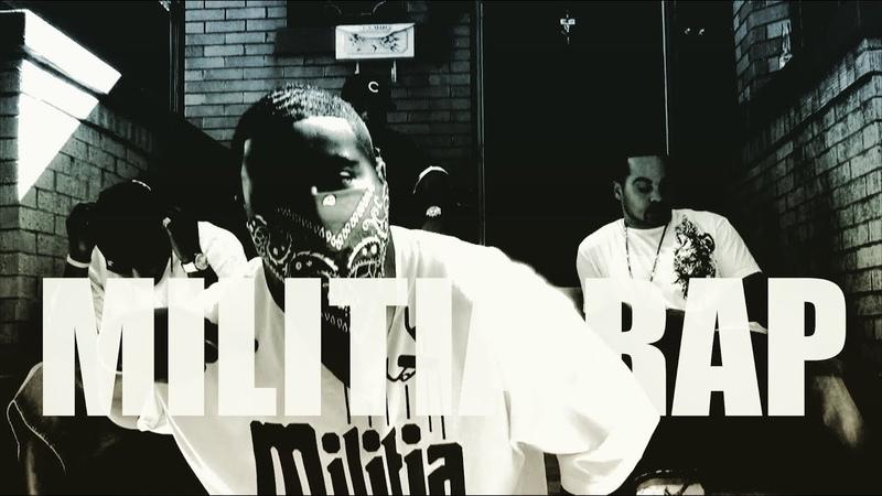 ILL Clicks - Militia Rap Ft Big Hook Benny Blanc - Chicago Underground Hip Hop