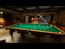 Интерьер Бильярдной в 3D, LUMION 8 RENDERING