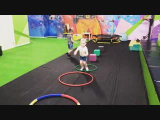 Развивающая акробатика