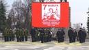 На Соборной площади для ульяновцев провели Урок мужества
