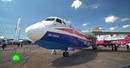 Первым делом самолеты Россия представила новинки на авиасалоне в Ле Бурже