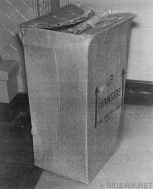 мальчик в коробке мальчик в коробке, также известный как america's unknown child («неизвестный ребёнок америки»), был маленьким мальчиком, найденным мёртвым в картонной коробке в сельской