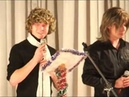 Інтелектуальне шоу Білокуракинських красунь, 29.12.2010
