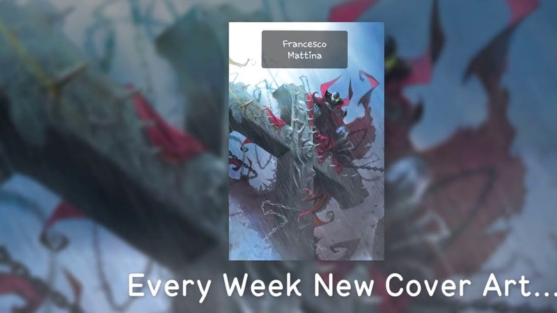 Best Cover Art Of The Week NEW Comics 4-24-19