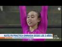 Katelyn Ohashi, una estrella que vuelve a brillar en la gimnasia