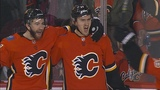 Mikael Backlund nets the overtime winner in quick order