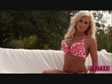 Sexy girl JEMIMA PAGE Set bikini