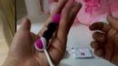 Шарики гейши тренировка интимных мышц Вагинальные шарики FT London Geisha Balls Magnetic