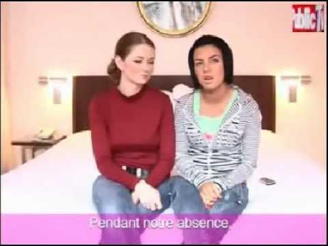 T.A.T.u. France 2006.12.26 Interview Public TV le retour