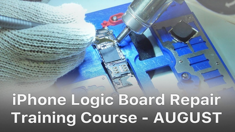 2019 August/September REWA Motherboard Repairing and Micro soldering Training Course