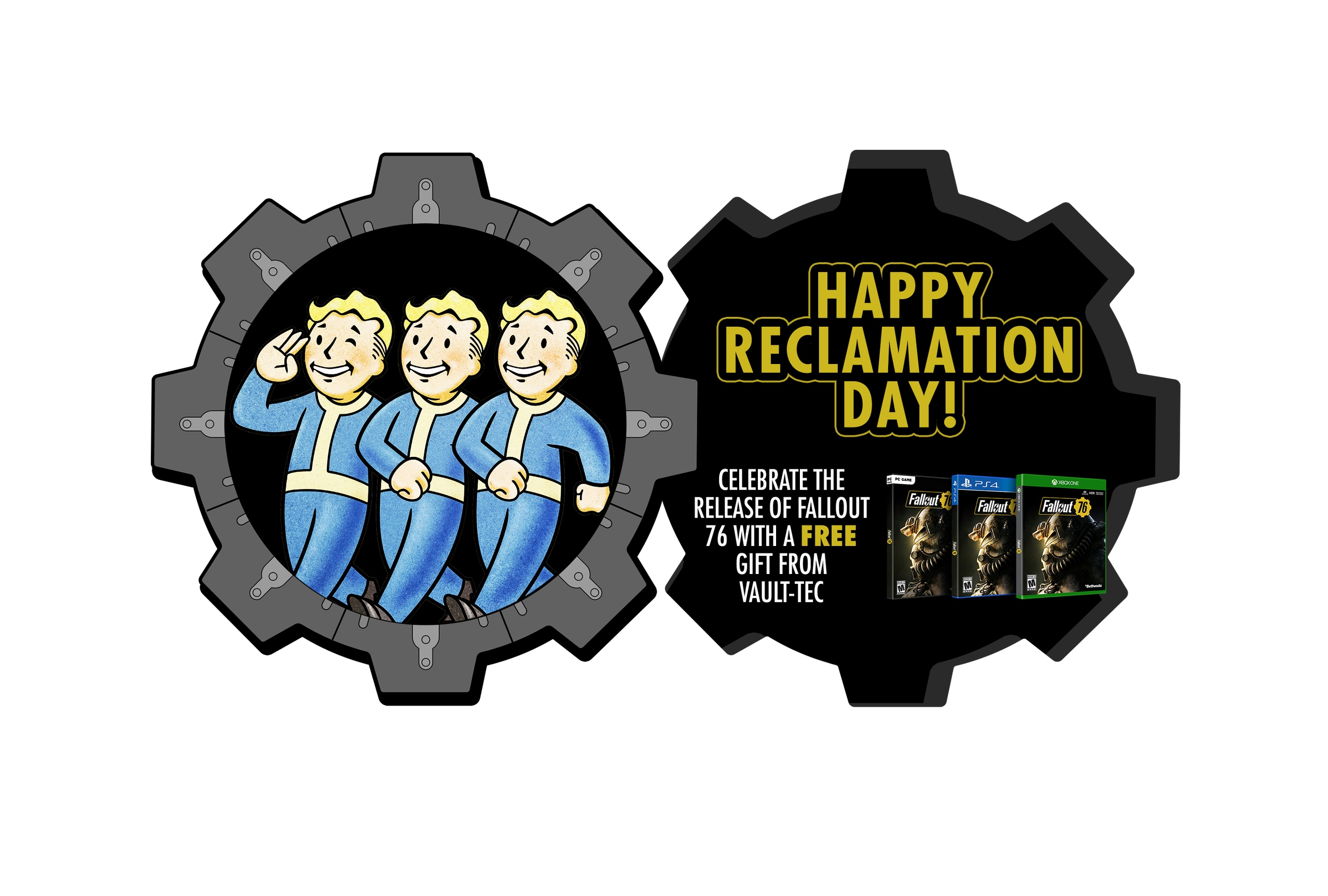 Happy Reclamation Day!