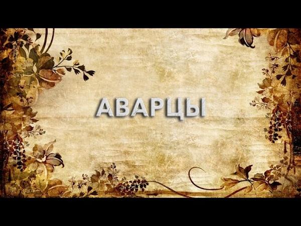 Аварцы 📚 - что такое Аварцы и как пишется слово Аварцы